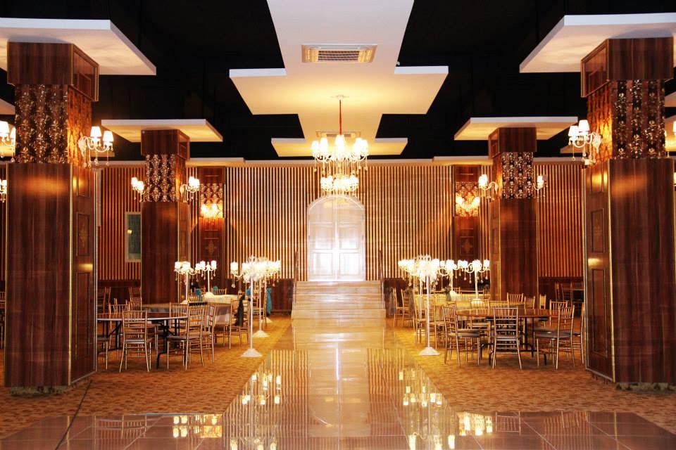 Safir Ziyafet ve Balo Salonu / Düğün Mekanları  – Kayseri