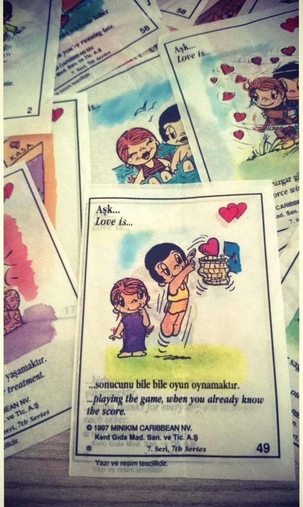 Aşk / Şıpsevdi