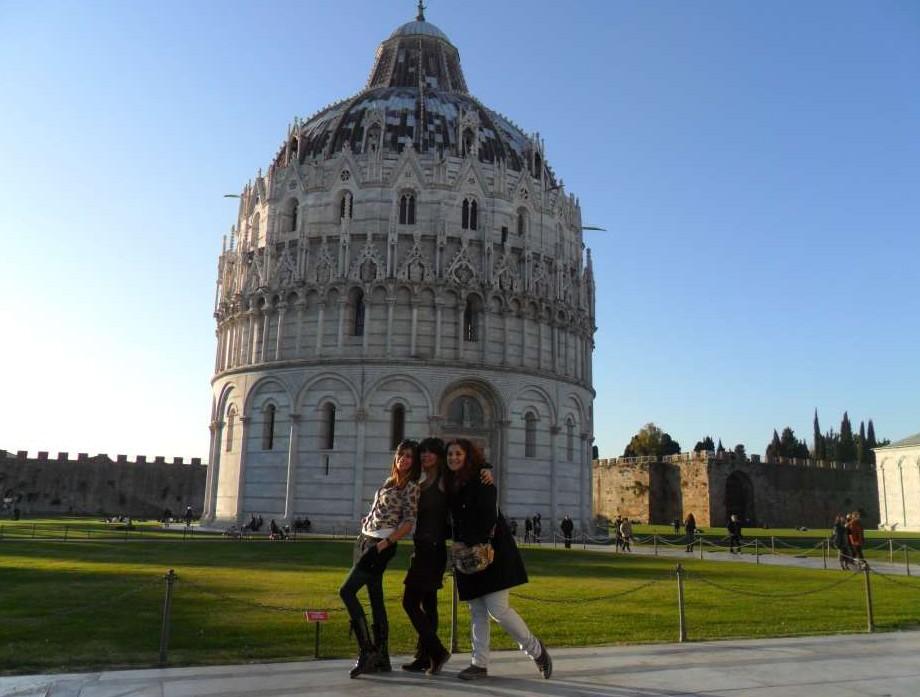 Floransa – Pisa- Bolonya  / İtalya'da Gezilecek Yerler