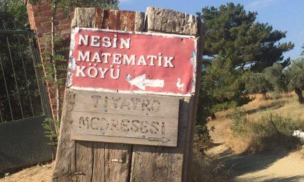 Tatil Güncesi Temmuz 2016 / Şirince, Matematik Köyü, Tiyatro Medresesi