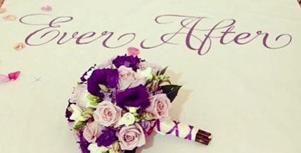 İsimlerinizden Düğün Halısı