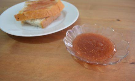 Diyettekiler de Yiyebilsin Diye / İncir Marmelatı