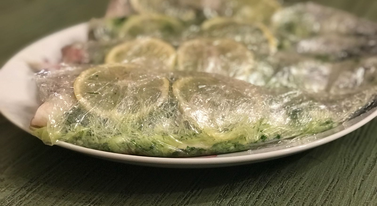 soslu balık